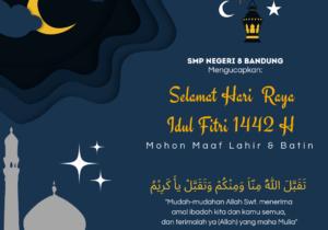 Selamat Hari Raya Idul Fitri 1442 H (1)